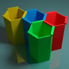 Renders en 3D (Blender). Un proyecto de 3D y Diseño de interiores de Héctor Vela Rivas - 09.02.2016