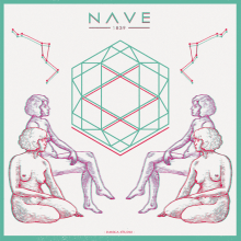 Nave 1839 Poster. A Illustration, Br, ing, Identit, and Graphic Design project by Dani Cambeiro - 11.30.2015