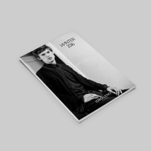 Catalogo Invierno 2016 - IDROGENO. Un projet de Photographie, Conception éditoriale, Mode , et Design graphique de Ropi Mattos - 18.02.2016