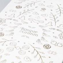EL BOSQUE DE LOS GRIMM. Un proyecto de Diseño, Ilustración, 3D, Dirección de arte, Br, ing e Identidad, Diseño de juegos, Diseño gráfico, Packaging, Diseño de producto, Diseño de juguetes y Tipografía de Arantxa Gisbert - 27.06.2015