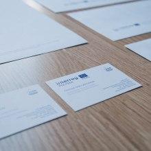 Soportes Corporativos Interreg Poctefa 2014 - 2020. Um projeto de Br, ing e Identidade e Design gráfico de Sara Palacino Suelves - 25.02.2016