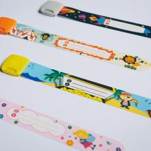 Ilustración y diseño infantil pulseras y packaging Keep Kid. Um projeto de Ilustração, Design gráfico e Packaging de Sara Palacino Suelves - 27.02.2016