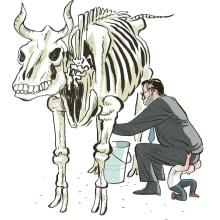 El Mundo. Um projeto de Ilustração de Puño - 27.05.2009