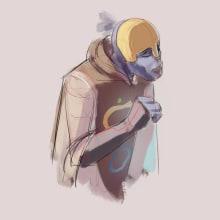Character Design Portfolio. Un proyecto de Ilustración y Diseño de personajes de Daniel Lugo - 01.12.2014