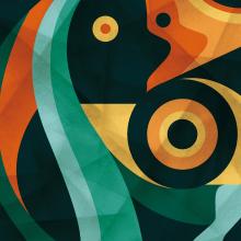 CARTEL GANADOR - Festival de Cine de San Sebastián. A Design, Illustration, and Graphic Design project by Concepción Domingo Ragel - 02.29.2016
