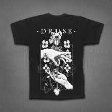 Druse T-Shirt. A Illustration, Costume Design, and Graphic Design project by Dani Cambeiro - 07.31.2014
