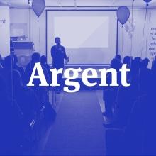 Argent. Un proyecto de Dirección de arte, Br, ing e Identidad y Diseño gráfico de Sergi Solé - 10.03.2015