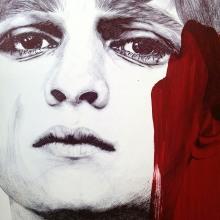 Red Men. Un proyecto de Ilustración, Bellas Artes y Pintura de Lucía Paniagua - 07.03.2016