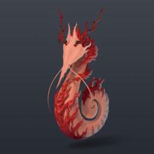 Shrimp. A Character Design & Illustration project by Parodi Paradise - 02.22.2016