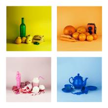 Bodegones Pantone. Un proyecto de Fotografía de José Manuel Ríos Valiente - 12.03.2016