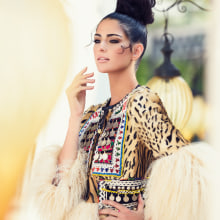 """""""GALORE"""". Un progetto di Fotografia, Costume Design , e Moda di Luis Beltrán - 16.03.2016"""