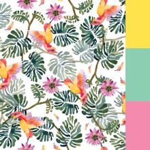 GUANUMBY: Es una gama de productos cosméticos & aromaterapia basada en colores, sabores e intensos olores de Paraguay. Deseo que os guste, lo he hecho con mucha ilusión y me he divertido muchísimo :D! . A Design, Graphic Design, and Product Design project by Raquel Martínez - 03.20.2016