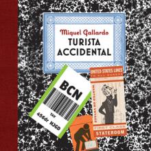 El Turista Accidental.Libro de viajes.Salida el 8 de Abril. Un proyecto de Cómic de Miguel Gallardo - 30.03.2016