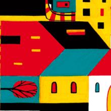 Teatro 1989-2014. A Illustration project by Daniel Montero Galán - 04.03.2016
