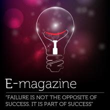 Revistas online DANONE. Un projet de Design , Conception éditoriale , et Design graphique de Erika Aguilar - 04.04.2016