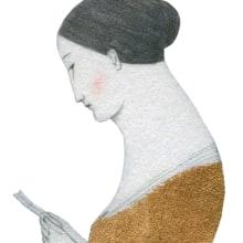 Frankenstein.. Un proyecto de Ilustración de Elena Odriozola Belástegui - 06.02.2013
