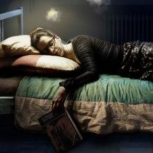 """Soñando con """"El Hombre del tiempo"""". Um projeto de Ilustração, Fotografia, Artes plásticas e Design gráfico de Elisa Isabel Delgado Cruz - 10.04.2016"""