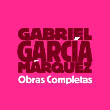 García Márquez  | Obras completas . Un proyecto de Ilustración y Diseño gráfico de GM Meave - 18.04.2016