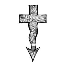 Satán Salvador | Libro ilustrado. Un proyecto de Ilustración y Tipografía de GM Meave - 18.04.2016