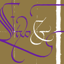 Lixo & Purpurina | Caligrafía para álbum. Un proyecto de Caligrafía de GM Meave - 18.04.2016