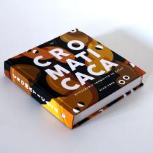 CROMATICACA. Un proyecto de Diseño, Ilustración, Diseño de personajes, Diseño editorial, Cómic y Papercraft de Juan Díaz-Faes - 18.04.2016