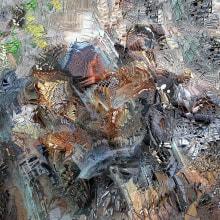 """Condición inversa - 2016. Un proyecto de Bellas Artes y Diseño gráfico de Chicote CFC - """"Simbiosismo / Symbiotic Art - 18.04.2016"""