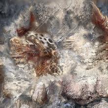 """Hasta la más sublime extenuación - 2016. Un proyecto de Bellas Artes, Diseño gráfico y Pintura de Chicote CFC - """"Simbiosismo / Symbiotic Art - 18.04.2016"""