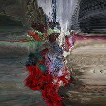 """Imperativo acrásico - 2016. Un proyecto de Bellas Artes, Diseño gráfico y Pintura de Chicote CFC - """"Simbiosismo / Symbiotic Art - 18.04.2016"""