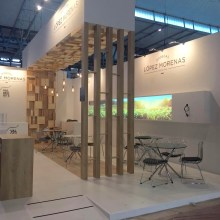 stand para Alimentaria 2016. A Architecture project by Laura Álvaro Martínez - 04.24.2016