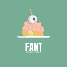 FANT. Festival de cine Fantástico de Bilbao. A Illustration und Kino project by goide - 24.04.2016