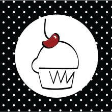identidad corporativa_ Los Dulces de la Billá. Un proyecto de Diseño, Ilustración, Br e ing e Identidad de Estela Pedrero - 24.04.2016