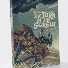 The Turn of the Screw. Un proyecto de Ilustración, Diseño editorial, Diseño gráfico y Tipografía de Ink Bad Company - 01.05.2016