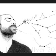 ilustración . A Illustration project by Iñaki B - 03.28.2013