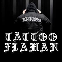 Tattoo Flaman Font #36DaysOfType. A Design, Illustration, Kunstleitung, Verlagsdesign, Grafikdesign, T, pografie, Schrift und Kalligrafie project by Bnomio ™ - 03.05.2016