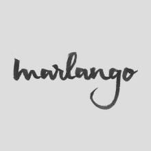 Marlango. Um projeto de Br, ing e Identidade, Caligrafia e Design gráfico de Xana Morales - 12.11.2014