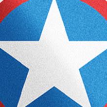 Captain America, Civil war . Um projeto de Ilustração, Direção de arte, Consultoria criativa, Design editorial, Marketing, Comic e Infografia de Diana Estefanía Rubio - 08.05.2016