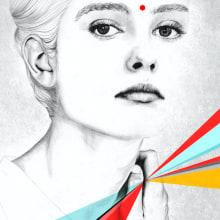 Noa. Un proyecto de Diseño, Ilustración y Bellas Artes de Lucía Paniagua - 15.05.2016