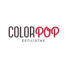 ColorPop Estilistas - Diseño Logotipo y Decoración . Um projeto de Br, ing e Identidade e Design de interiores de Sara Palacino Suelves - 22.05.2016