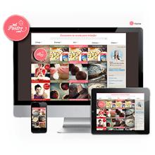 Diseño web. Un proyecto de Diseño, Diseño gráfico y Diseño Web de lucia verdejo - 14.02.2014
