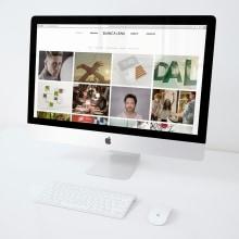 BLANCA | Imagen y Comunicación. Curso Iniciación al Diseño Web con WordPress. A Web Design project by Blanca Lena - 06.06.2016