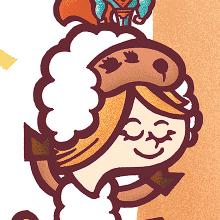 Carnaval 2015. Un proyecto de Ilustración, Dirección de arte, Diseño editorial y Diseño gráfico de Rubén Cascado - 09.01.2015