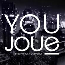 Youjoue. Nombre para una gama de cosméticos. Un proyecto de Br e ing e Identidad de ignasi fontvila - 10.06.2016