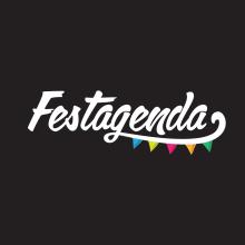 Imagen gráfica para FESTAGENDA. Um projeto de Design gráfico de Xavier Calvet Sabala - 14.06.2016
