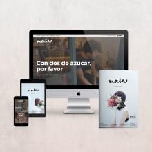 MASA - Magazine for enjoyers. A Editorial Design, and Graphic Design project by Georgina Maldera - 06.19.2016
