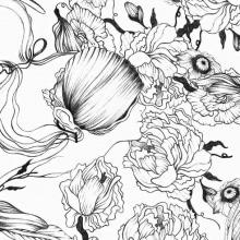 Cover Jesy Almaguer.. Un progetto di Illustrazione di Violeta Hernández - 22.06.2016