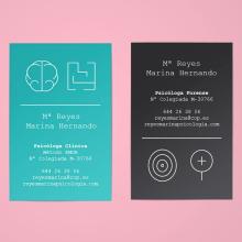 Reyes Marina. Um projeto de Br e ing e Identidade de Diana Creativa - 19.06.2016