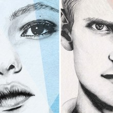 """Serie """"Collage"""". Un proyecto de Ilustración, Dirección de arte y Bellas Artes de Lucía Paniagua - 01.07.2016"""