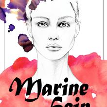 SS2014 Fashion week. Un proyecto de Ilustración, Moda y Bellas Artes de Raul Viera - 05.07.2014