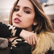 Ana de Armas para Babylon Magazine . A Fotografie und Mode project by Rebeca Saray - 11.07.2016