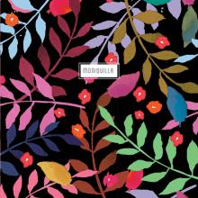 Colección Ramas . Um projeto de Design, Ilustração, Design de acessórios e Moda de Mónica Muñoz Hernández - 13.07.2016